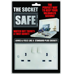 Wall Socket Safe - Gadgift - 1
