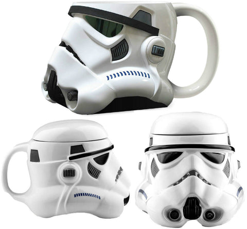Star Wars Stormtrooper 3D Mug - Gadgift - 2