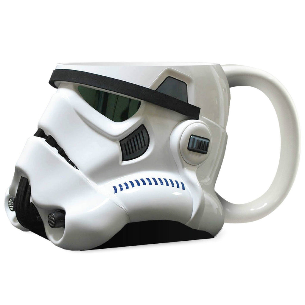 Star Wars Stormtrooper 3D Mug - Gadgift - 1