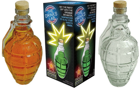 Drinks Lab Glass Grenade