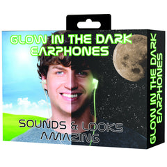 Glow in the Dark Earphones - Gadgift