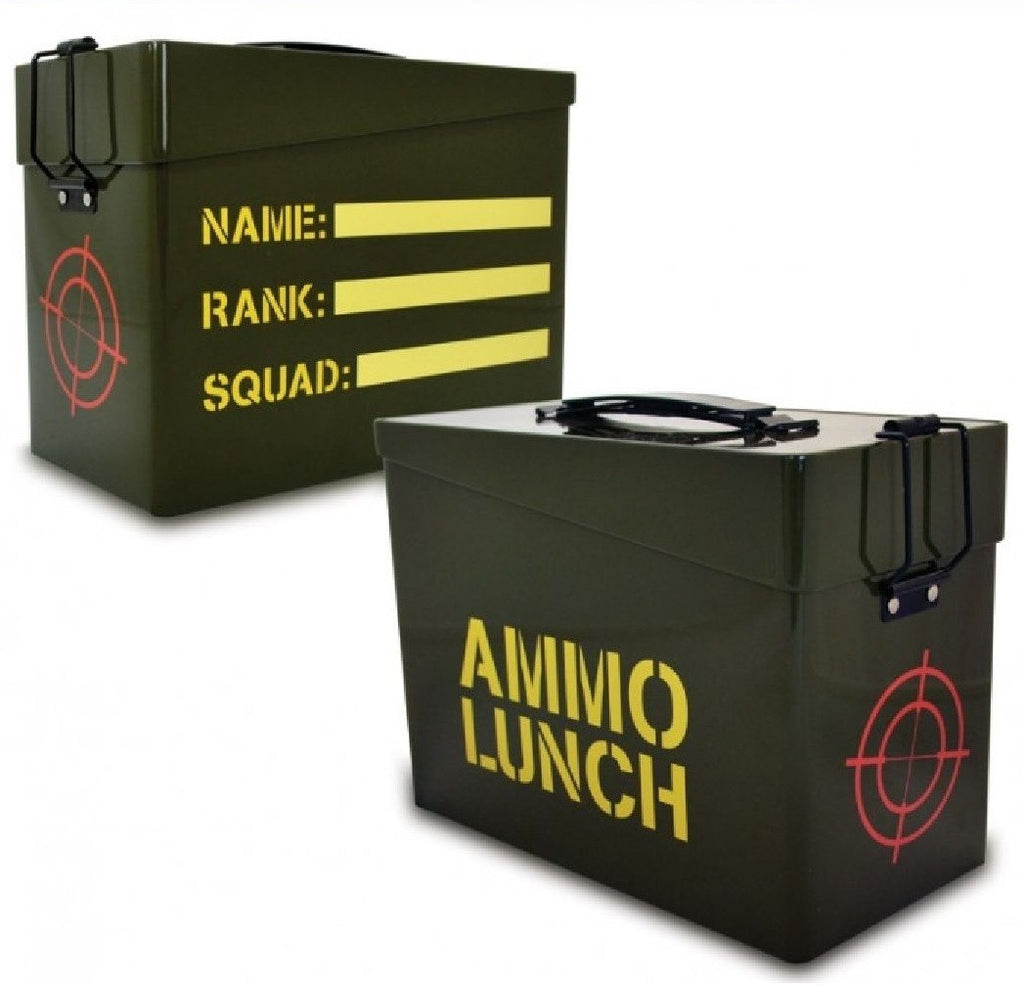 Ammo Lunchbox - Gadgift