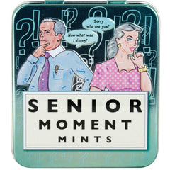 Senior Moments Mints - Gadgift