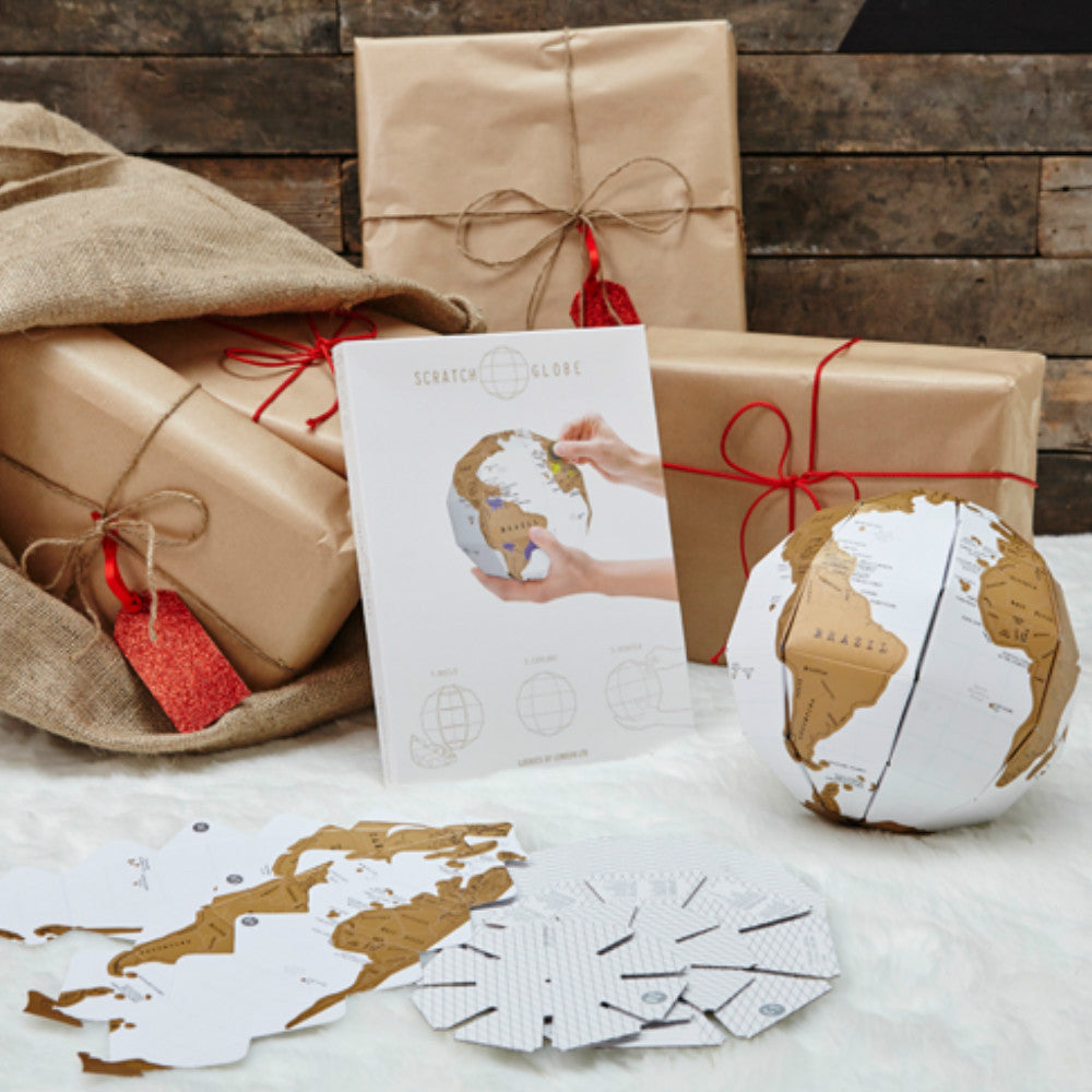 Scratch Globe - Gadgift - 1