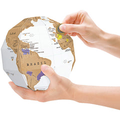 Scratch Globe - Gadgift - 2