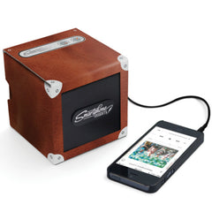 Smartphone Speaker - Brown - Gadgift - 3