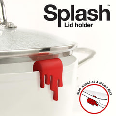 Splash Lid Holder - Gadgift - 1
