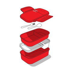 Fridge Box Red - Gadgift - 2