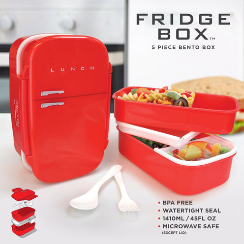 Fridge Box Red