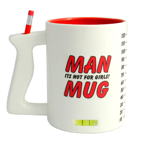 Man Mug - Gadgift - 2