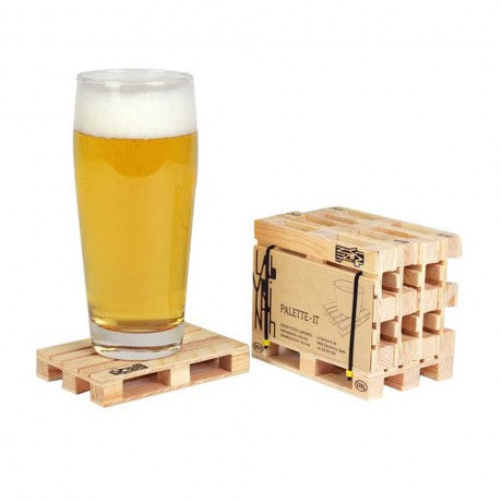 Pallet-It Coasters - Set of 5