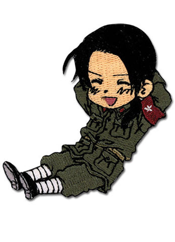 Relaxing Chibi China Patch