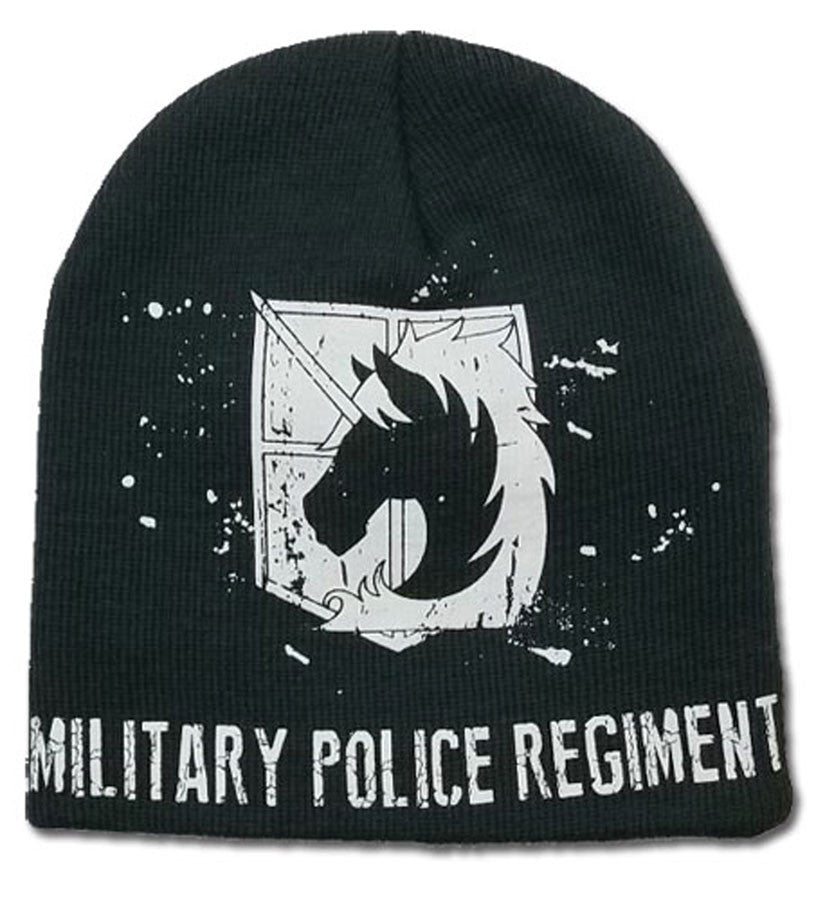 Attack on Titan Military Police Regiment Beanie