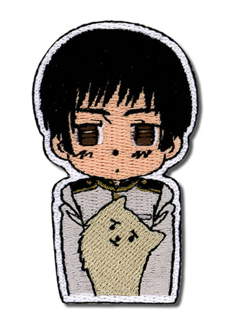 Chibi Japan with Dog Patch