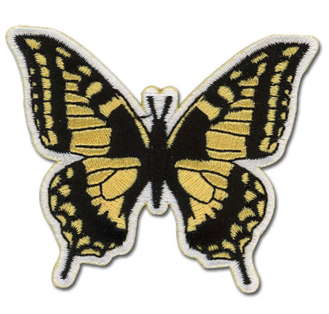 Black Iron Sickness Butterfly Patch