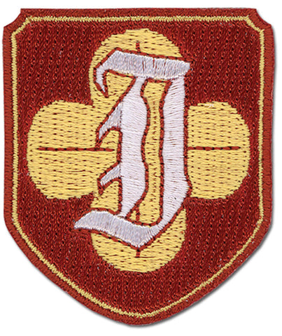Tokiwadai Middle School Emblem Patch