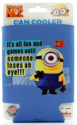 It's All Fun and Games Until Someone Loses an Eye!! Can Cooler
