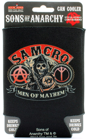 SAMCRO Men of Mayham Can Cooler