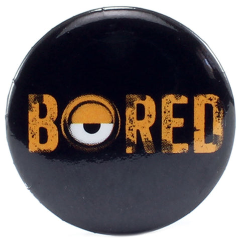 "Bored 1.25"" Button"