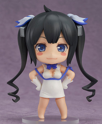 Nendoroid #560: Is it Wrong to Pick Up Girls in a Dungeon? ~ Hestia Figure