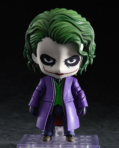 Nendoroid #566: The Joker: Villain's Edition Figure