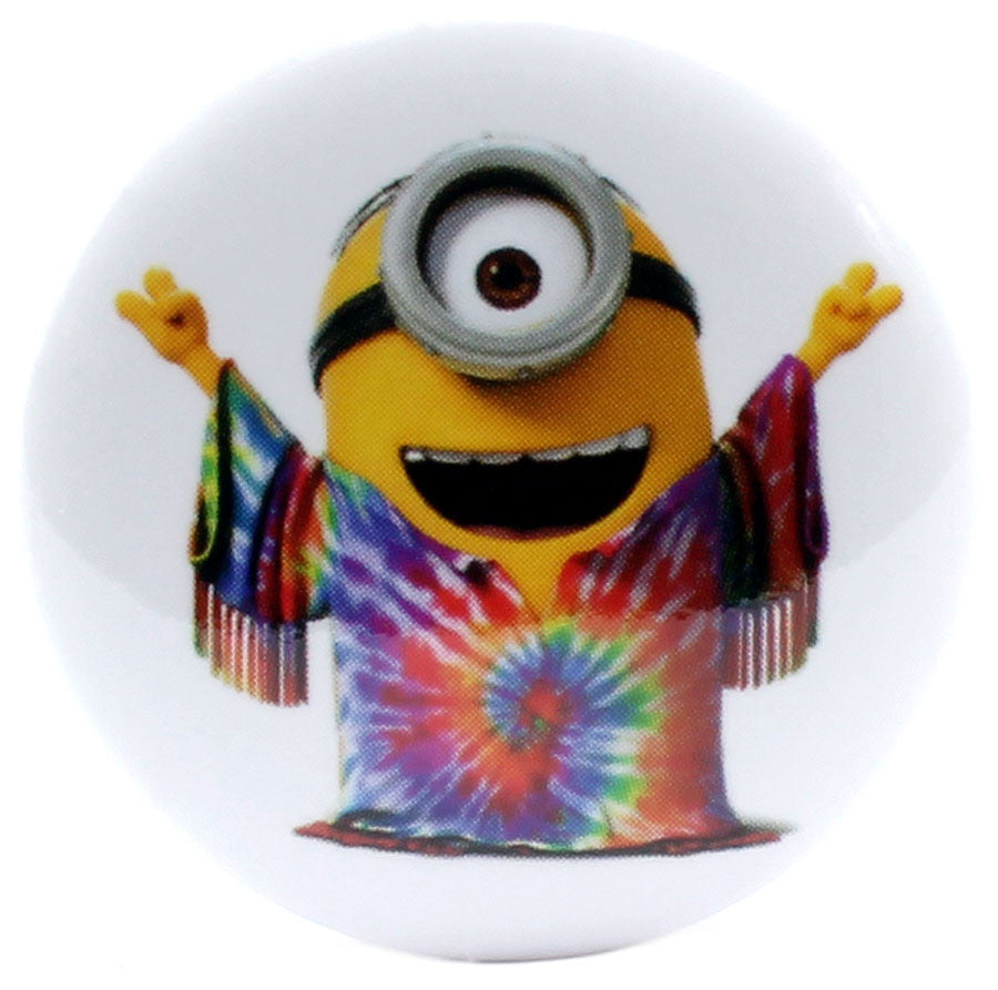 "Hippie Stuart 1.25"" Button - THATWEBSTORE"