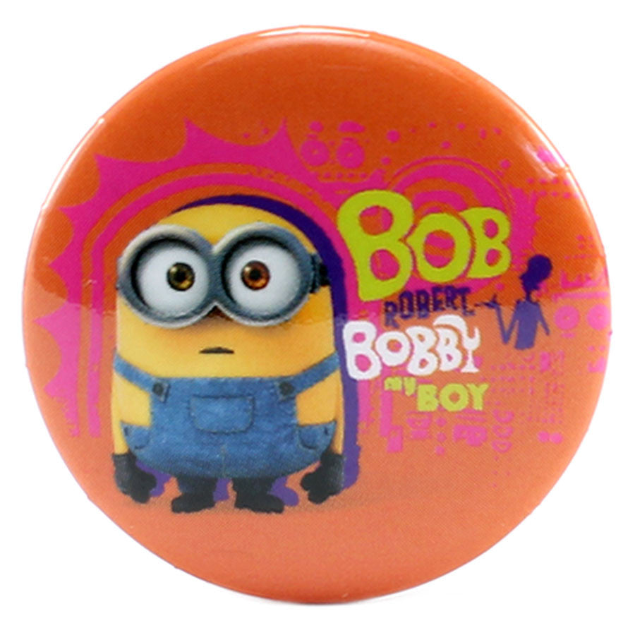 "Bob 1.25"" Button - THATWEBSTORE"