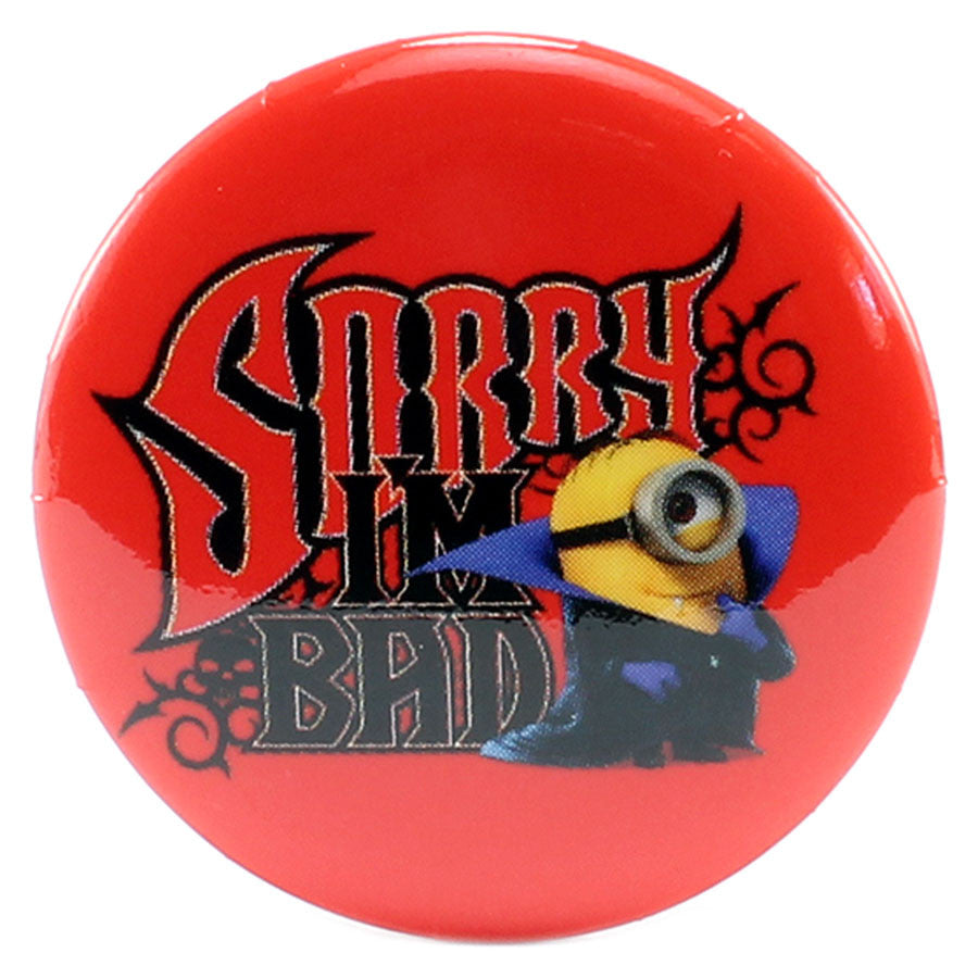 "Sorry I'm Bad 1.25"" Button"