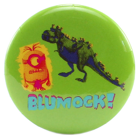 "Blumock! 1.25"" Button"