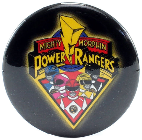 "Mighty Morphin Power Rangers 1.25"" Button"