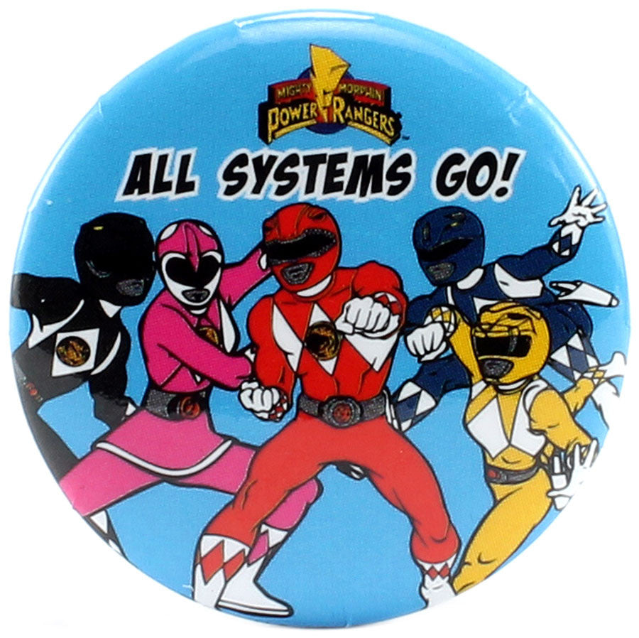 "All Systems Go 1.25"" Button - THATWEBSTORE"