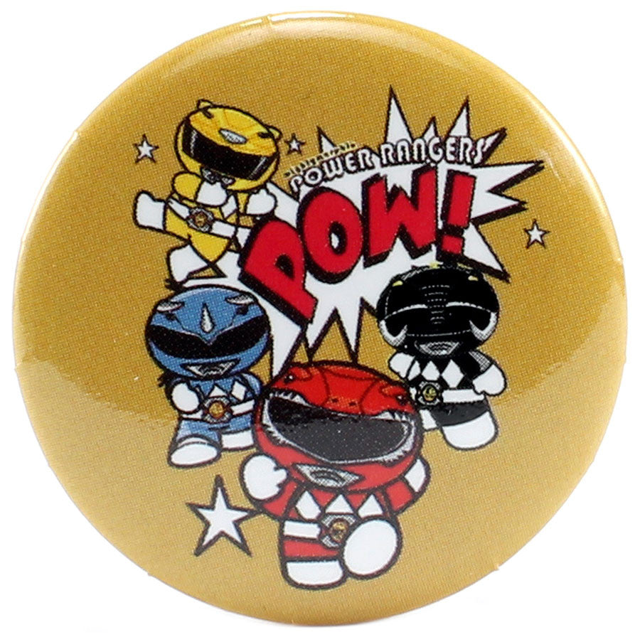 "Power Rangers Pow! 1.25"" Button - THATWEBSTORE"
