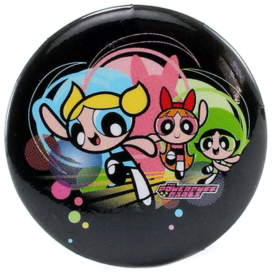 "Playtime with the Powerpuff Girls 1.25"" Button - THATWEBSTORE"