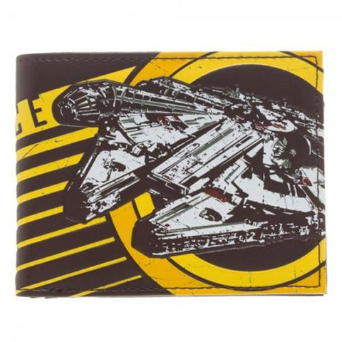 Millennium Falcon: Rebel Alliance Bi-Fold Wallet