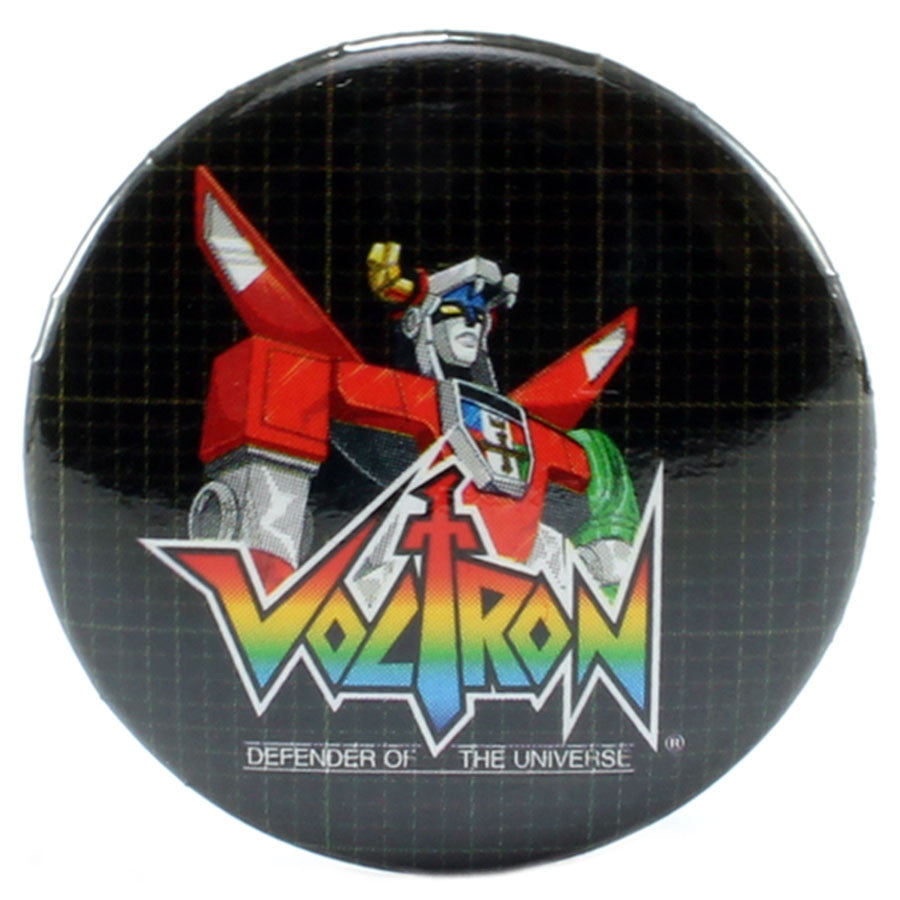 "Voltron: Defender of the Universe 1.25"" Button"