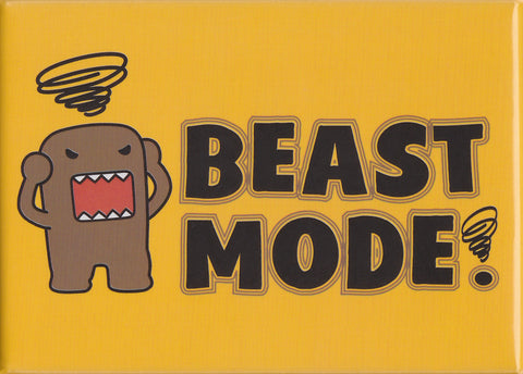 Beast Mode! Magnet
