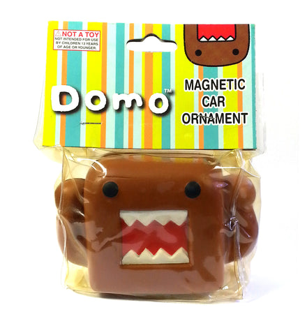Domo Magnetic Car Ornament