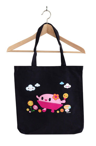 Dancing Dumpling Tote Bag
