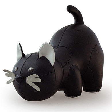 Zuny Classic Bookend Cat