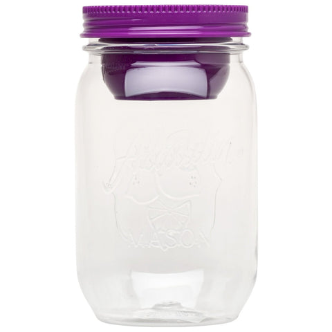 Aladdin Classic Mason Salad Jar with Sauce Holder 34oz (946mL)