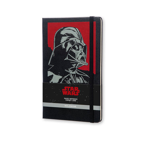 Moleskine Limited Edition Notebook Star Wars 15 - Ruled - Large