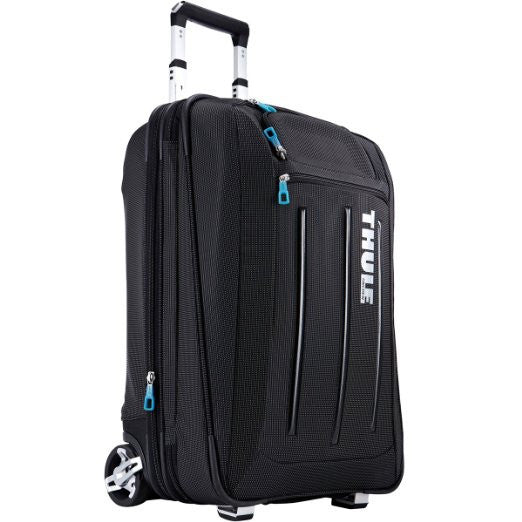 "Thule Crossover Rolling 22""/58cm Upright with Suiter"