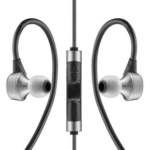 RHA MA750i Noise Isolating Premium In-Ear Headphone with Remote and Microphone