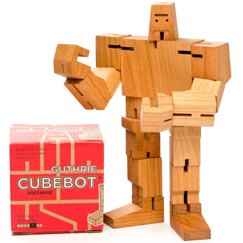 Areaware Cubebot® Guthrie