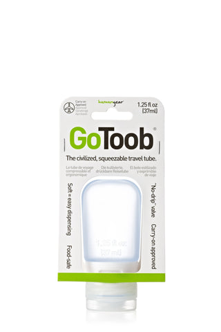 Humangear GoToob Travel Bottle 37mL