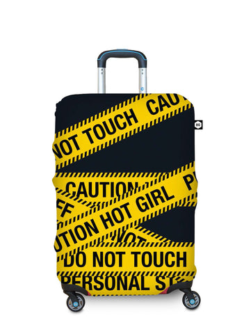 Benga Luggage Cover Cautions