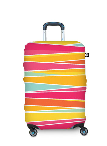 Benga Luggage Cover Cross Colours