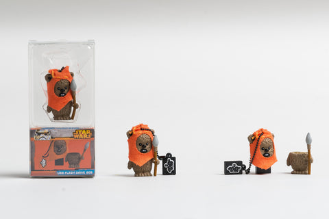 Star Wars USB Flash Drive Wicket *SALE*