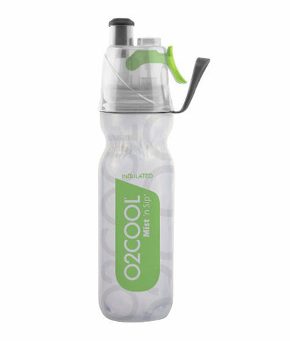 O2COOL ArcticSqueeze® Insulated Mist 'N Sip - 18oz