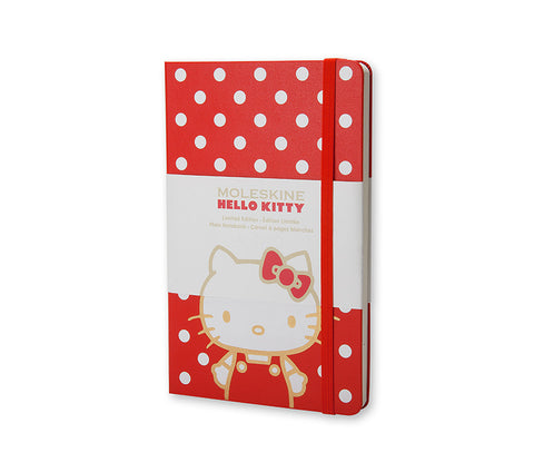 Moleskine Limited Edition Notebook Hello Kitty 14 - Plain